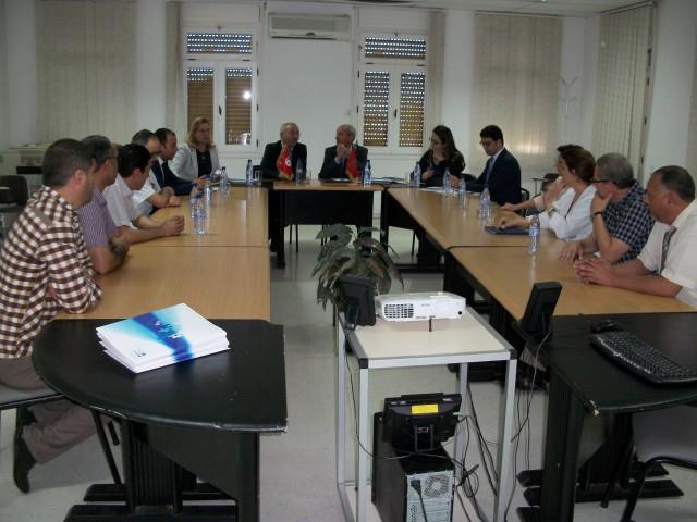 institut de sant 233 et de securit 233 au travail isst tunisie